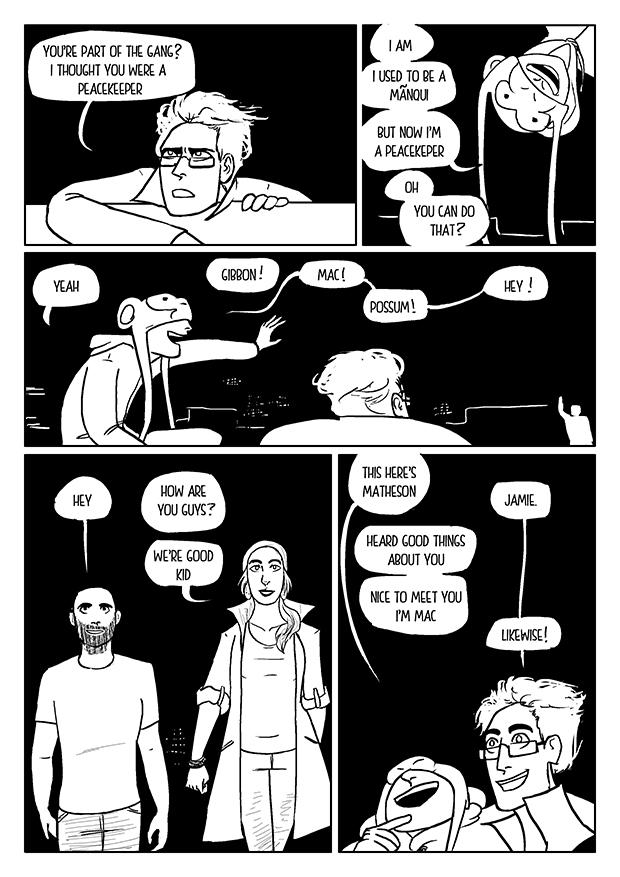 043: Mac and Possum